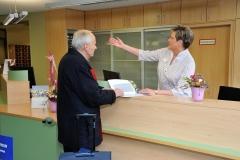 Klinik Eichholz Empfang