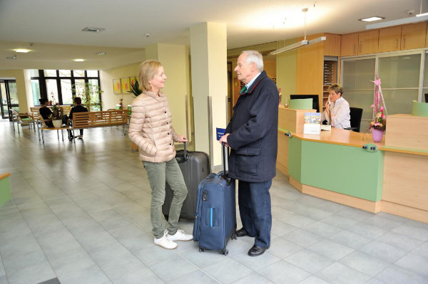 Pflegende Angehörige Klinik Eichholz