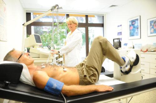 Diagnostik in der Klinik Eichholz