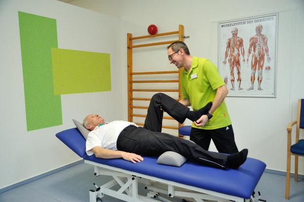 Orthopädische Reha in der Klinik Eicholz