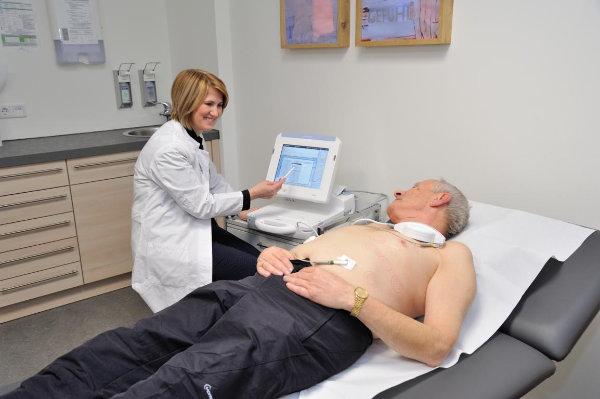 Untersuchungen um den aktuellen Gesundheitszustand nach einer Bypass-OP zu ermitteln