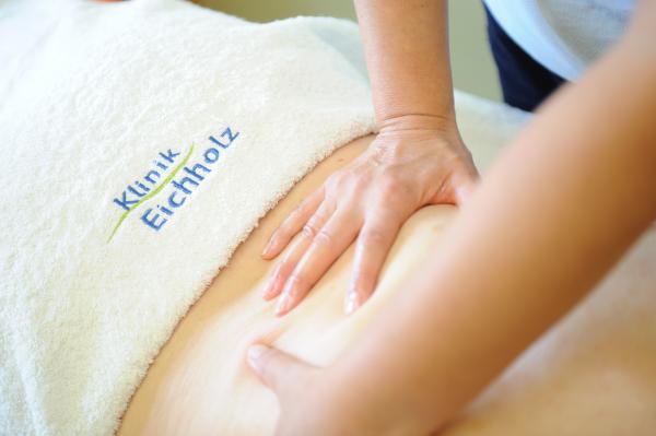 Massagen gegen Rückenschmerzen
