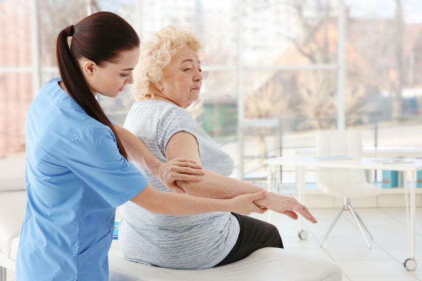 Reha bei Osteoporose