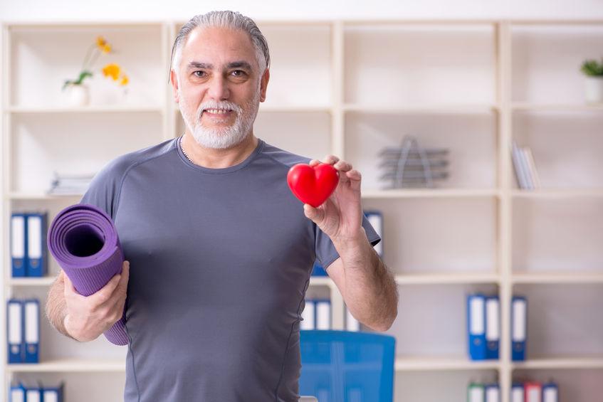 Reha bei Herzinsuffizienz